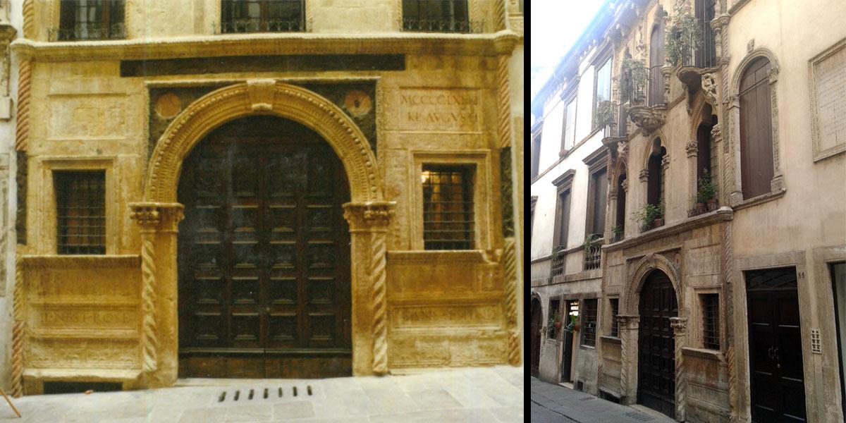 1990 – Casa Pigafetta a Vicenza