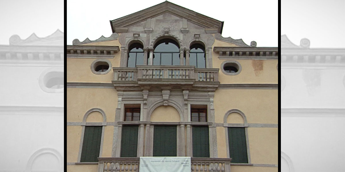 1999 marzo – Presentazione progetto restauro facciata Palazzo Bonaguro a Bassano