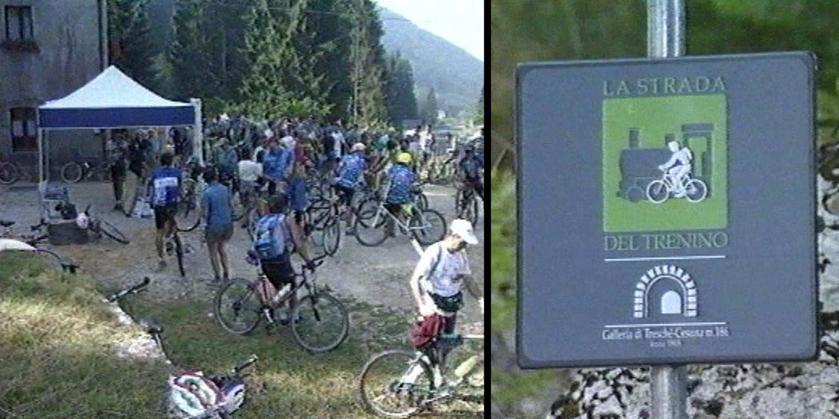 """1993 luglio – Recuperata """"La strada del trenino"""""""
