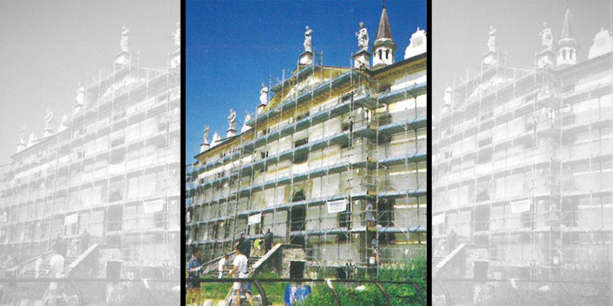 1998 marzo – Villa Giusti di Zugliano