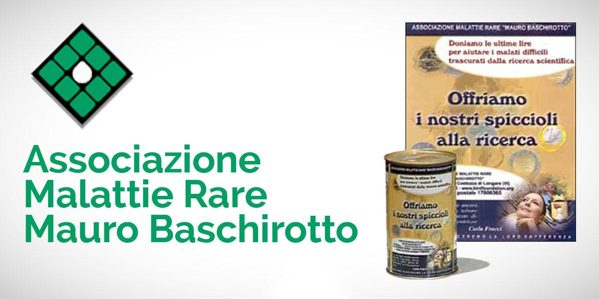 2002 – Una mano all'Associazione Mauro Baschirotto