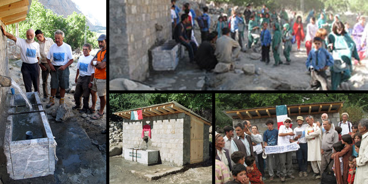2009 – Un acquedotto per Gothulti (Pakistan)