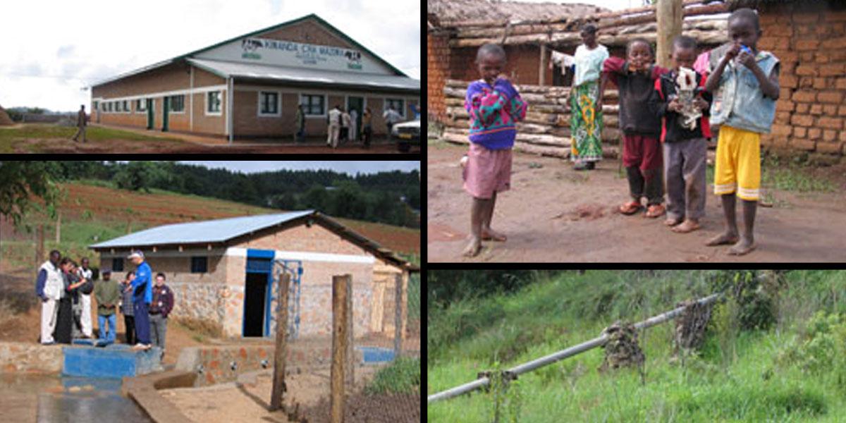 2004 – Iniziativa di solidarietà dei fornai artigiani in favore della Tanzania