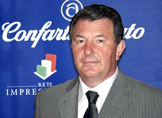 Giuseppe Sbalchiero, eletto presidente di Confartigianato Imprese Veneto
