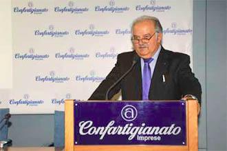 Giampaolo Palazzi, nuovo presidente nazionale dell'Anap