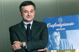 Giorgio Guerrini, presidente nazionale Confartigianato