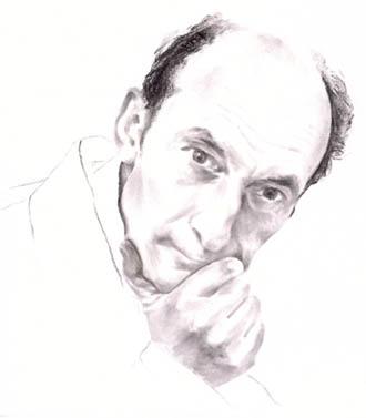 Bruno Pavan, autoritratto