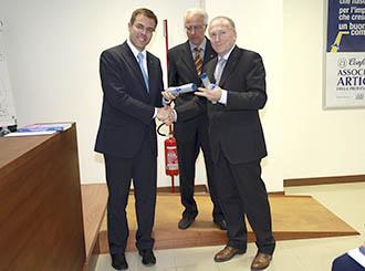 Alessio Barolo, Giuseppe Barolo e Claudio Miotto