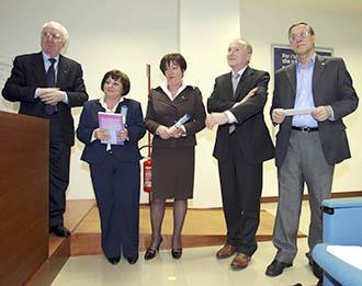 Renato Di Nubila, Antonietta Mazzotta, Paola Girardi, Claudio Miotto, Enrico Delle Femmine