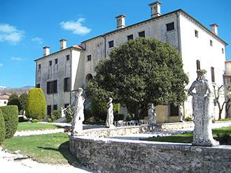 Villla Godi Malinverni di Lugo di Vicenza