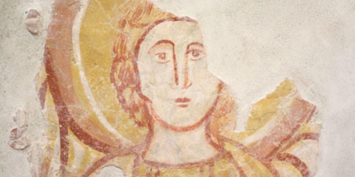 2011 aprile – Restauro dell'affresco dell'angelo a Costabissara