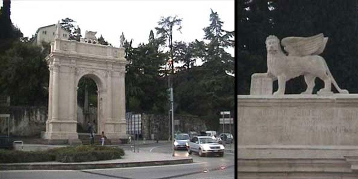 2004 maggio – Arco delle Scalette di Monte Berico a Vicenza