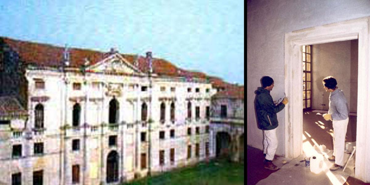 2000 maggio – Villa Ghellini a Villaverla