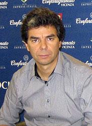 Roberto Cazzaro, rappresentante dei carrozzieri vicentini