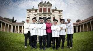 I ristoratori artigiani a Villa Angarano Bianchi Michiel di Bassano