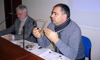 Giancarlo Gili e Domenico Gambacci