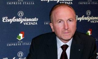 Claudio Miotto, riconfermato alla vicepresidenza di Confartigianato