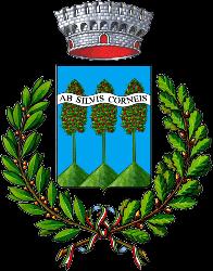 Lo stemma del Comune di Cornedo Vicentino