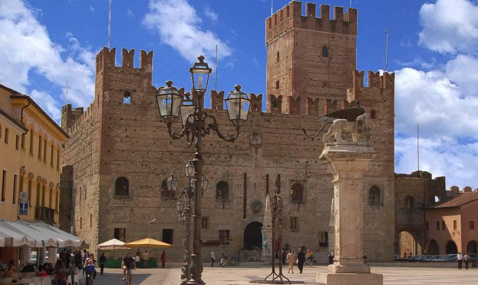Il castello inferiore di Marostica - Foto Luca Menini