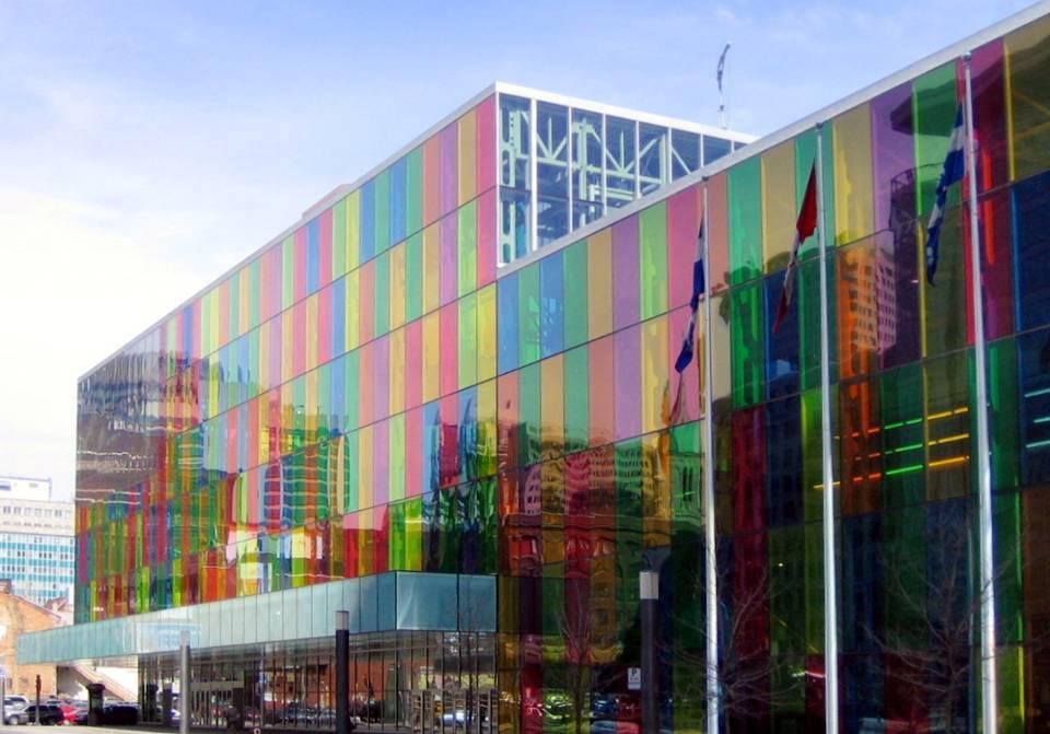 Montreal, Palais des Congrès. Foto Wikipedia - Moyogo