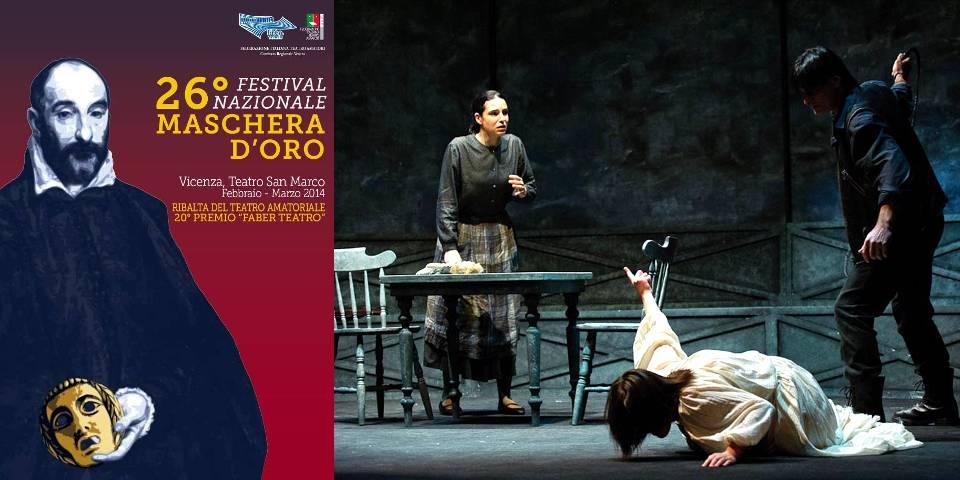 «Il crogiuolo» di Arthur Miller - Compagnia Al Castello di Foligno - Regia di Claudio Pesaresi