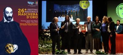 La compagnia premiata da Aldo Zordan e Virginio Piva