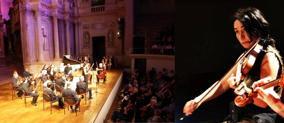 L'Orchestra di Padova e del Veneto e Sonig Tchakerian