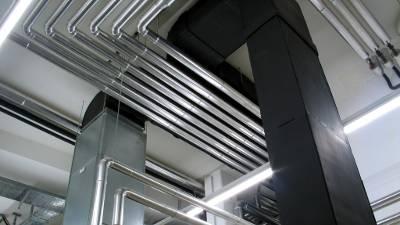 Un moderno impianto termico - Foto Roger McLassus - Creative Commons Attribution-Share Alike 3.0 - tramite Wikimedia Commons