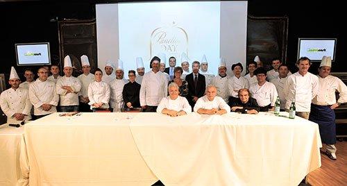 Il gruppo dei venti finalisti
