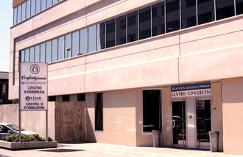 Il Centro Congressi Confartigianato