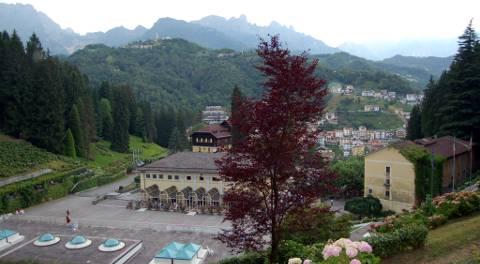 Recoaro Terme - foto di Lucamenini - Opera propria. Con licenza CC BY-SA 3.0 tramite Wikimedia Commons