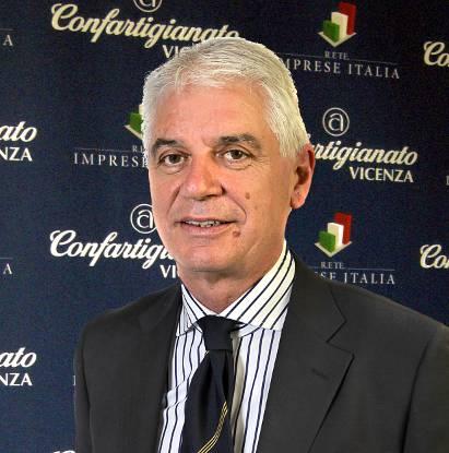 Valter Marcon (Confartigianato Vicenza)