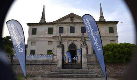 Villa Repeta Bressan a Campiglia dei Berici