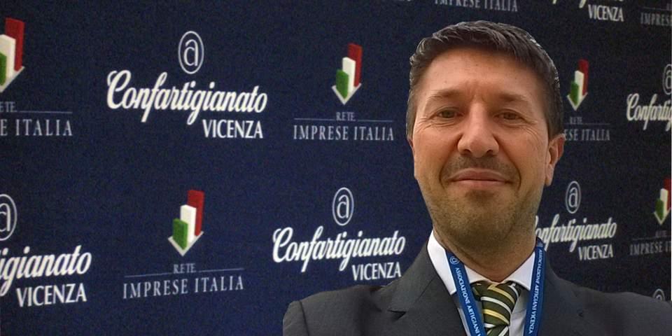 Dario Dalla Costa (Confartigianato Vicenza)