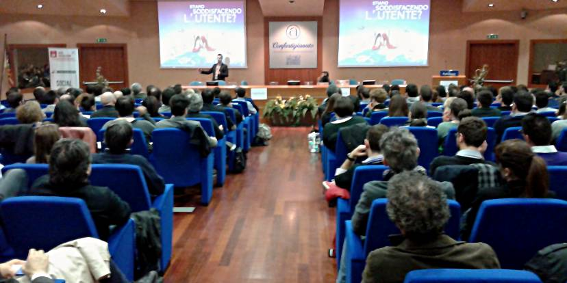 L'affollatissima edizione 2014 del Gt Study Day