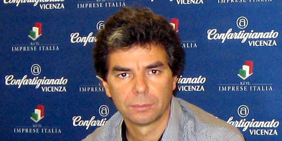 Roberto Cazzaro (Confartigianato Vicenza)