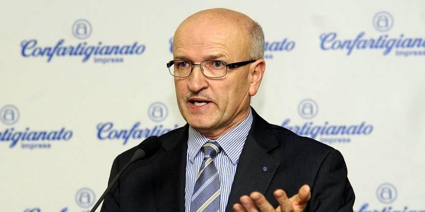 Giorgio Merletti, presidente Confartigianato Imprese