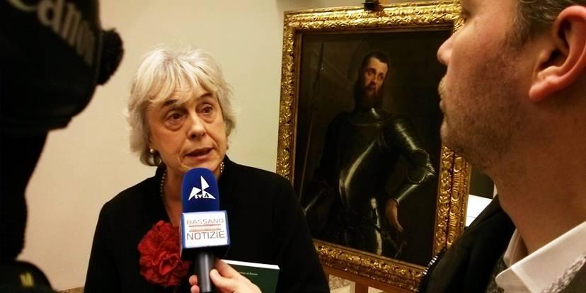 Giuliana Ericani, direttrice del Museo Civico