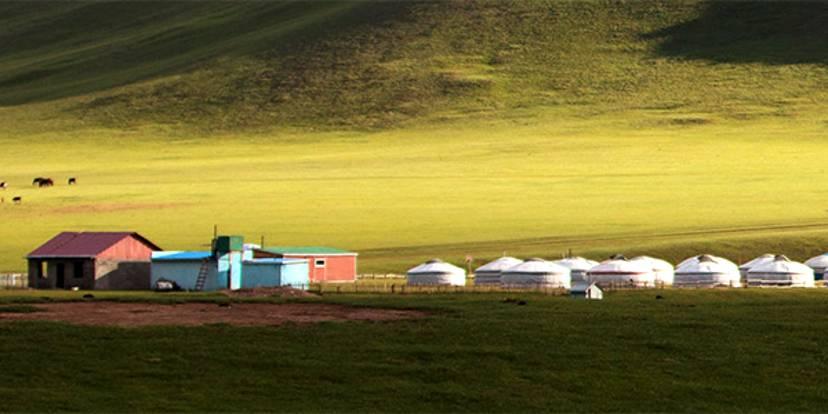 Un'immagine della Mongolia - Foto di Ludovic Hirlimann
