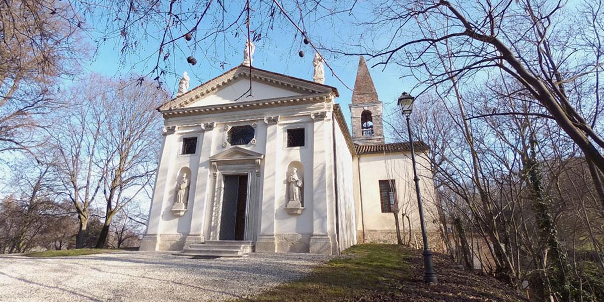 2016 dicembre – Restauro della facciata della Chiesa di San Marco a Montegalda