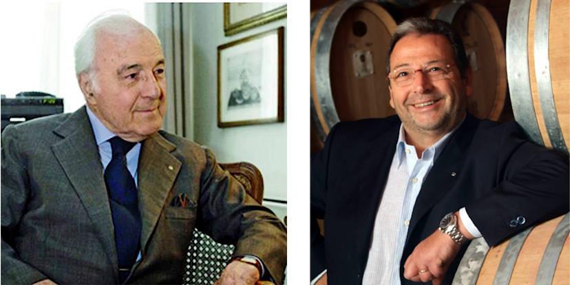 Giuseppe Roi e Fausto Maculan