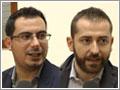 Giorgio Taverniti e Andrea Pernici