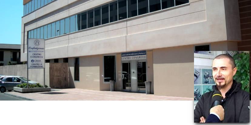 Il Centro Congressi Confartigianato e Sebastiano Zanolli