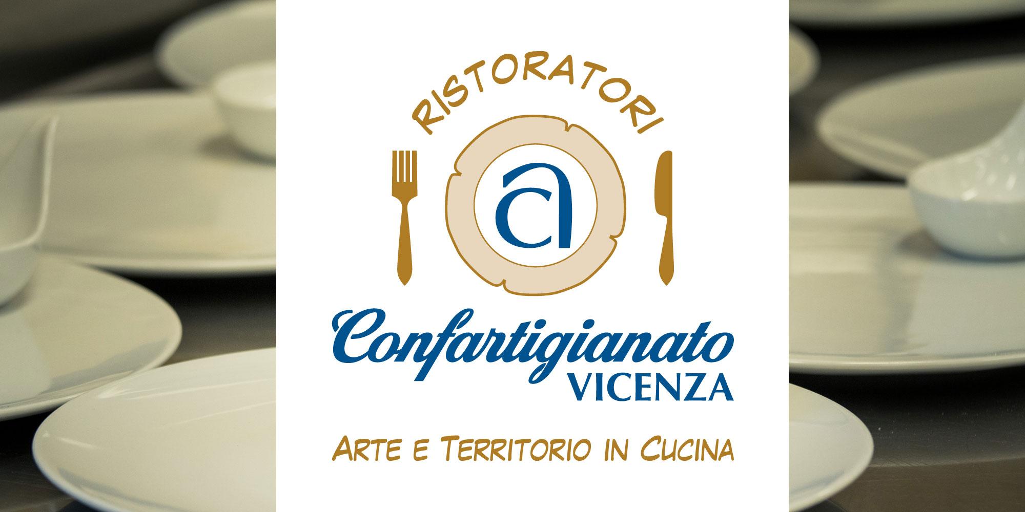 Ristoratori Confartigianato Vicenza - Arte e territorio in cucina