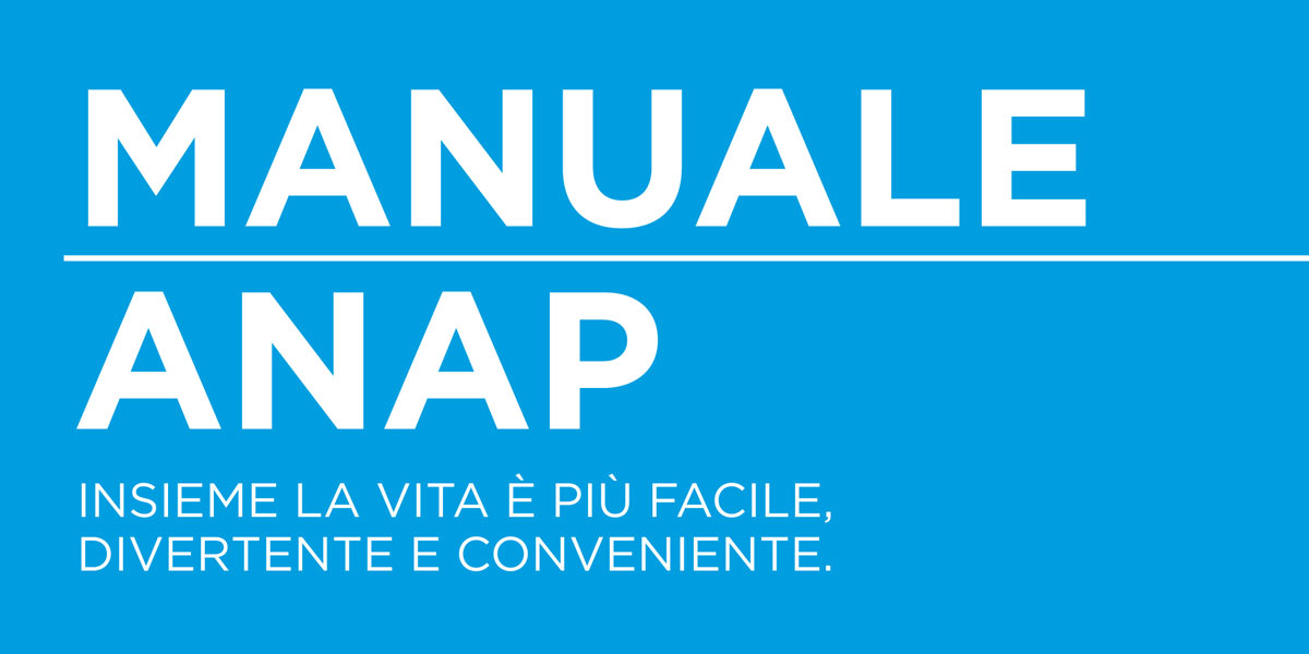 Manuale Anap 2016-2017