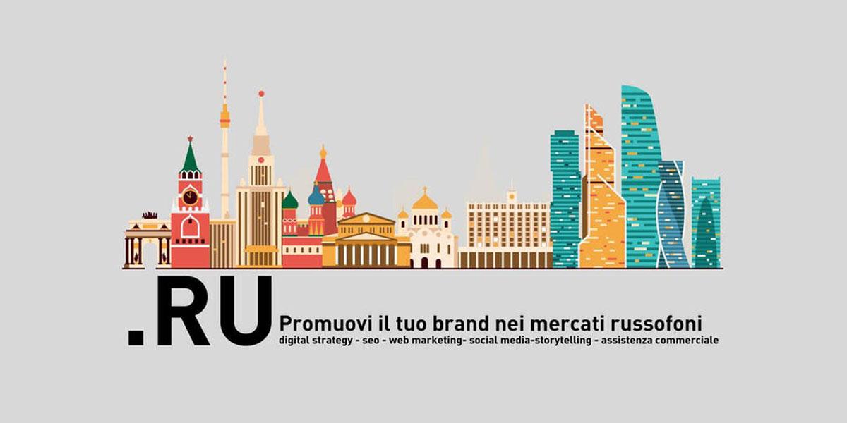 .RU! come acquisire clienti in Russia grazie al web
