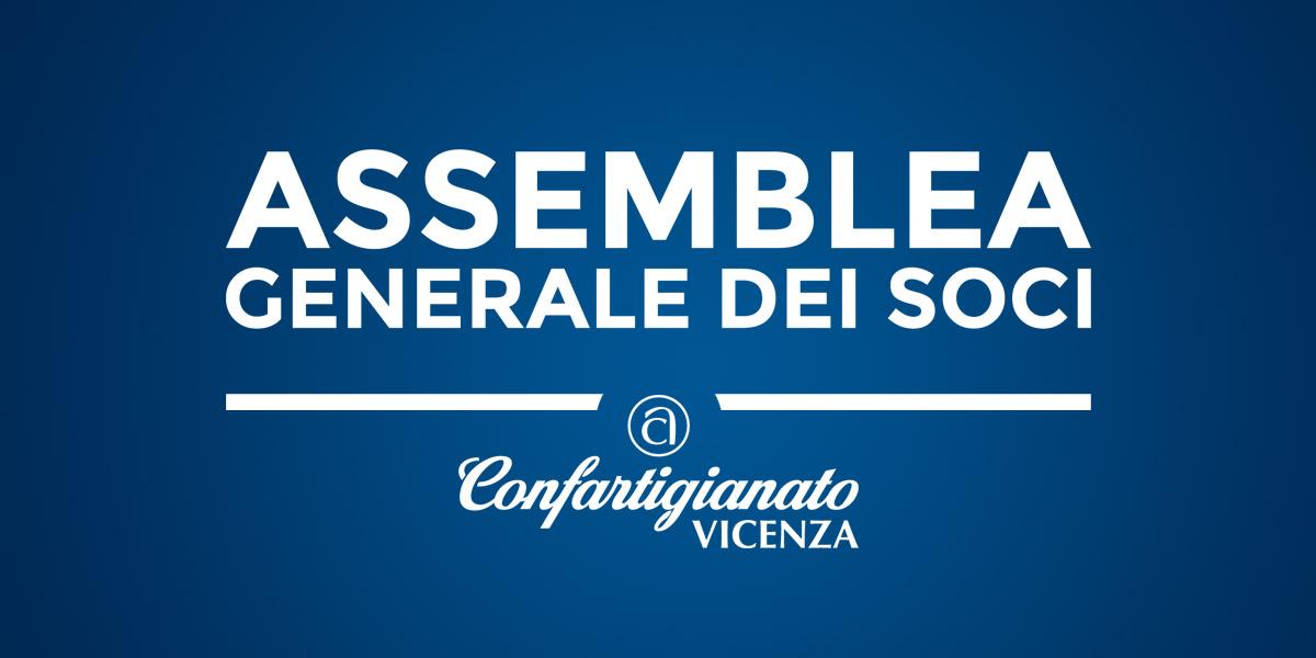 Assemblea Generale dei Soci 2018 Confartigianato Vicenza