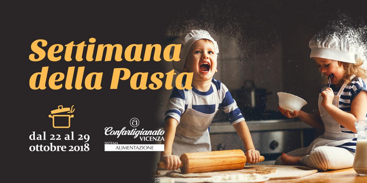 Settimana della Pasta 2018