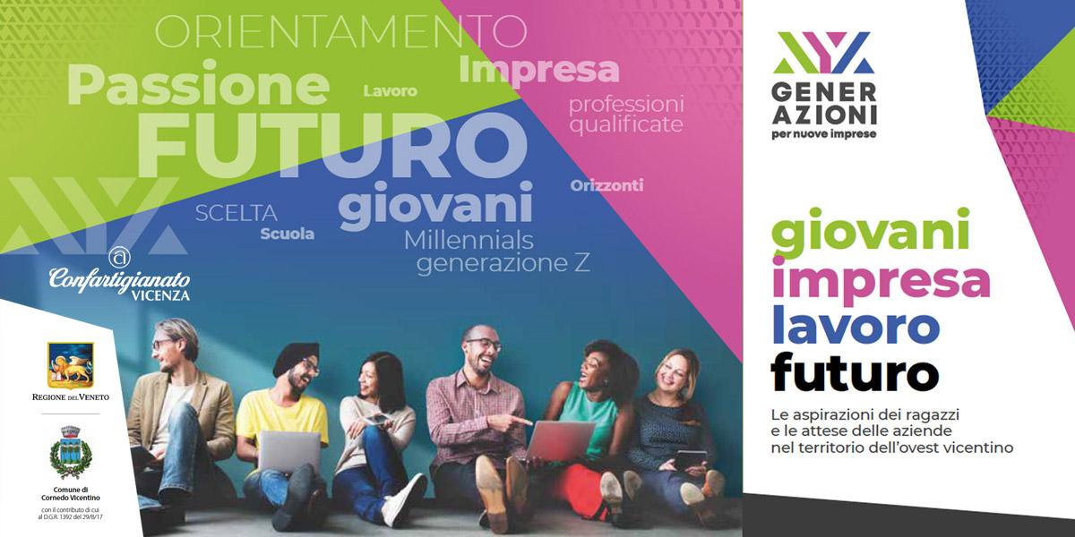 Progetto GenerAzioni – Giovani, Impresa, Lavoro, Futuro con Paolo Crepet