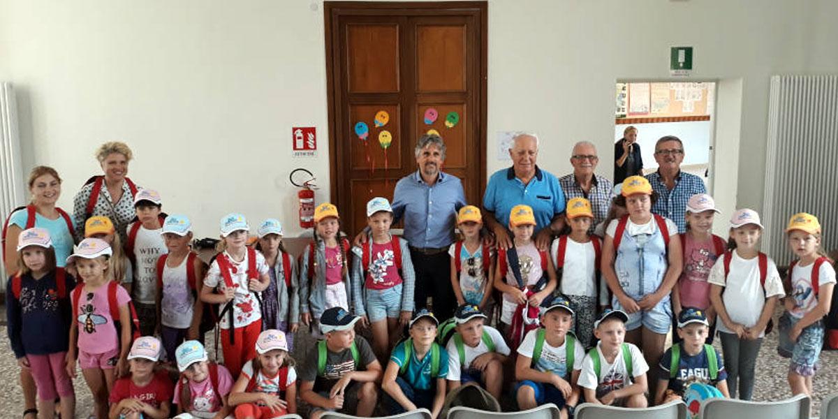 2018 – Confartigianato partecipa al progetto Chernobyl per l'accoglienza dei bambini